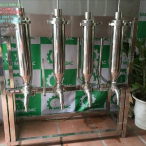 Báo giá máy chiết rót nước tinh khiết giá rẻ