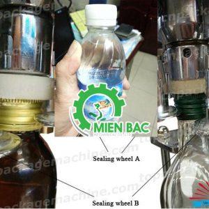 Báo giá máy đóng nắp chai nhựa thủ công giá rẻ