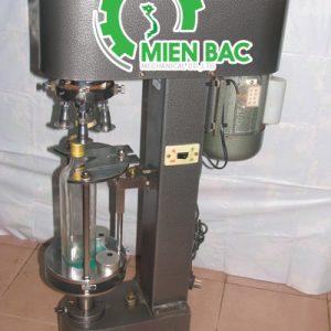 Báo giá máy đóng nắp chai thủy tinh thủ công