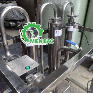 Quy trình hoạt động của máy lọc rượu gạo