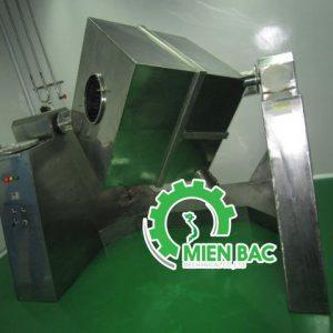 Quy trình vệ sinh máy trộn lập phương