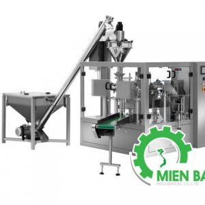 Báo giá máy đóng gói dạng túi tạo sẵn trọng lượng lớn