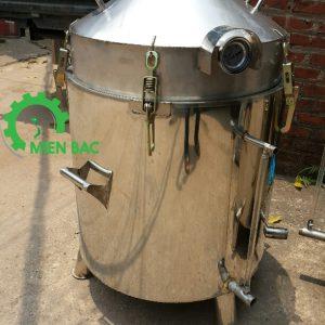 Báo giá nồi nấu rượu bằng điện 20kg inox giá rẻ