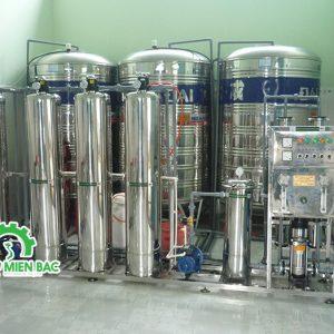 Tư vấn giá lắp đặt máy lọc nước công nghiệp Miền Bắc